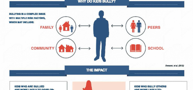 INFOGRAPHIC: Bullying, What You Need to Know